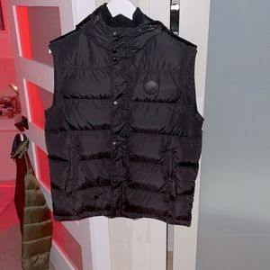 Discontinued RARE Gucci Down Vest NWOT